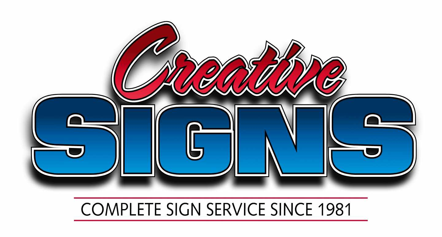 Vinyl Lettering, Decals, Window Lettering - Creative Signs Orlando