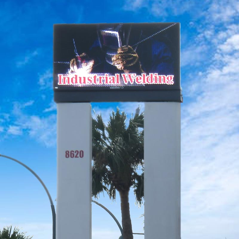 Digital Messaging signs with LED orlando florida