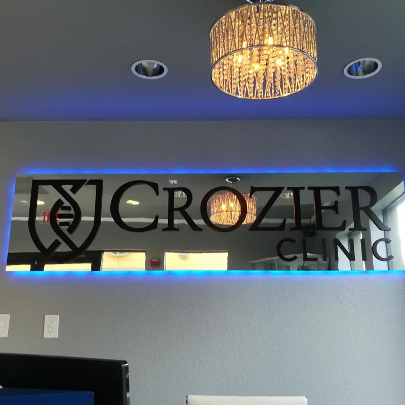 Illuminated Office Signs Orlando