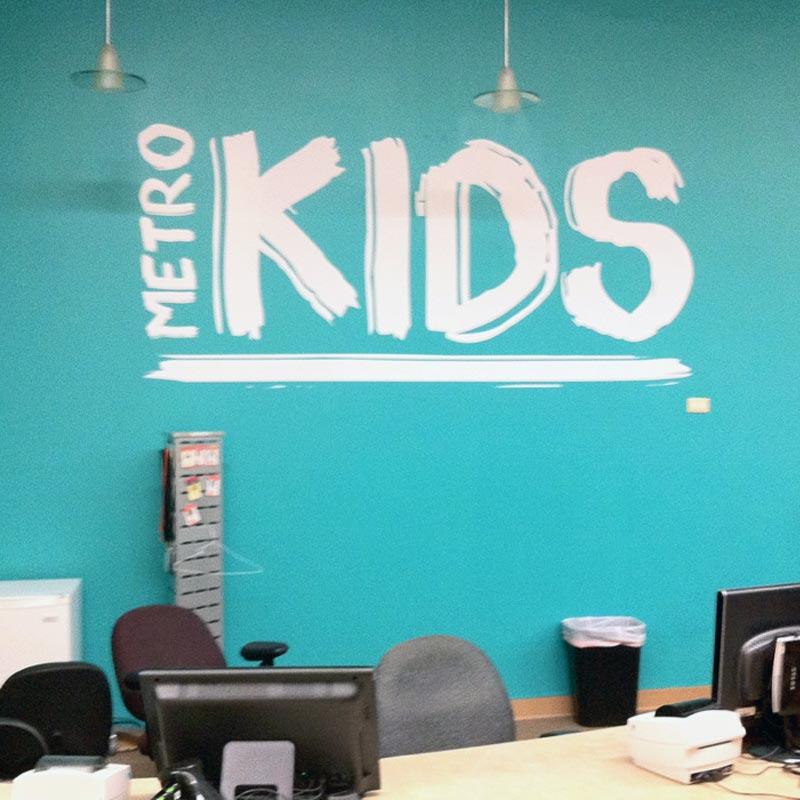 custom wall graphics, wall decals, vinyl decals orlando